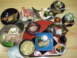 会席料理 4200円