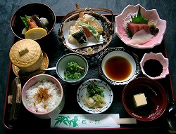松の江定食
